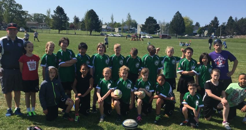 2015 Quadra Rugby Team
