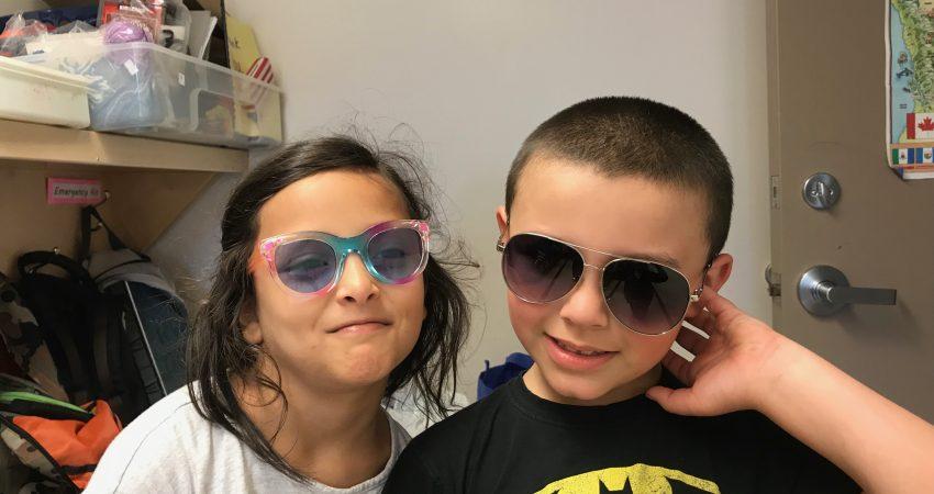Cool glasses!
