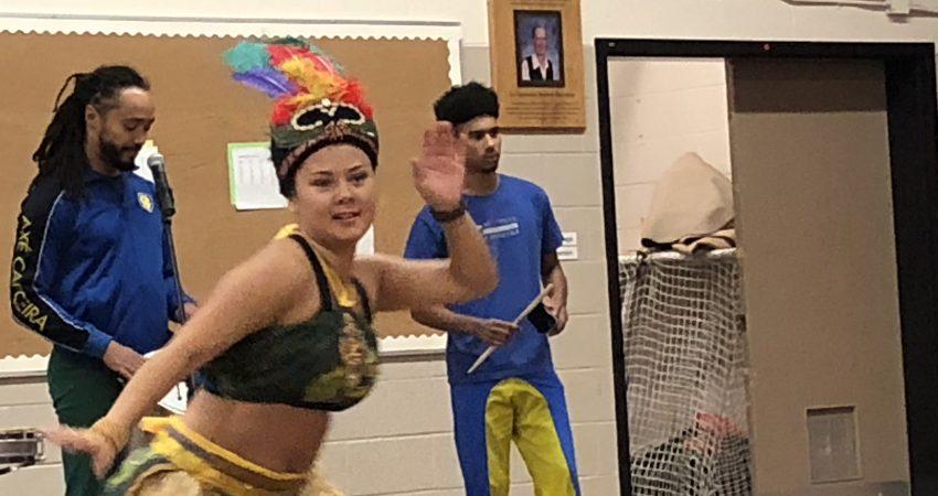 Axe Capoeira!